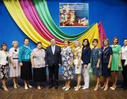 Участники районного  августовского  совещания  работников образования «Новое содержание образования – путь к высокому качеству и доступности»