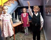 "Мини - музей ""Вперед, к звездам!"""