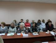 Гости и участники областного научно-практического семинара «Методическое сопровождение работы по ранней профориентации дошкольников»