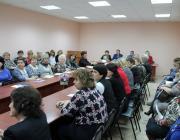 Начало работы семинара областного научно-практического семинара «Методическое сопровождение работы по ранней профориентации дошкольников»