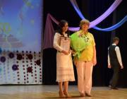 Третье место у представительницы Центра развития ребенка – детского сада № 35 «Фантастика» Лунии Айтугановой