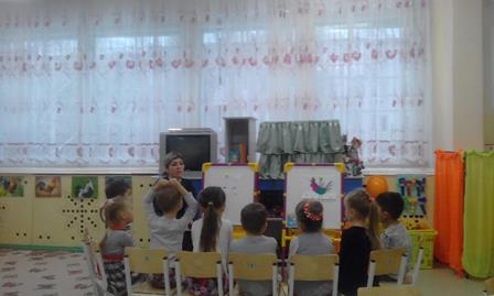 КОНСПЕКТ НОД (ЛЕПКА) ОО «Художественно-эстетическое развитие», старшая группа (дети 5-6 лет)